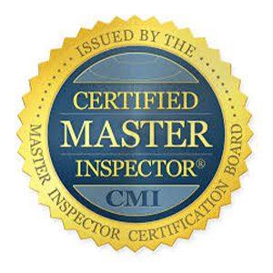 Certified Master Inspector Logo